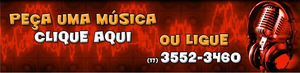 Banner Peça Musica