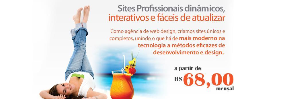 Banner Criação de Site