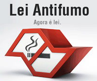 Lei Anti Fumo - Agora é Lei